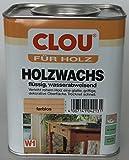 Clou Holzwachs W1 farblos 0,750 L