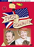 Two's Company - The Complete Series [DVD] [1975]