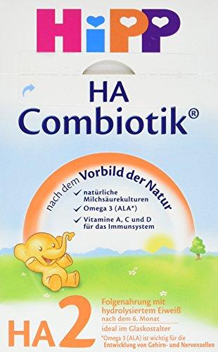 HiPP Milchnahrung HA2 Combiotik, 500 g