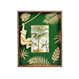 Art Deco Home - Bilderrahmen AFFE, 28 cm - 12383SG