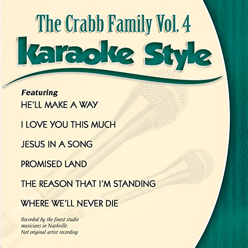 Karaoke Style: Crabb Family Vol. 4 - Karaoke Familie