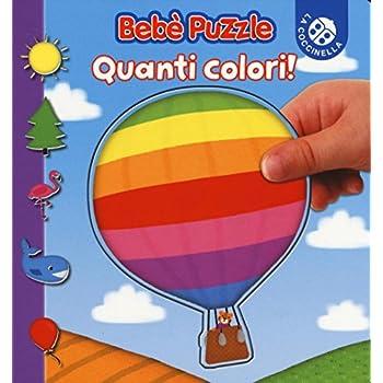 Quanti Colori! Bebè Puzzle