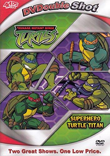 Teenage Mutant Ninja Turtles: Superhero Turtle [Import USA Zone (Turtles Mutant Ninja 2003 Teenage)