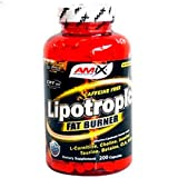 AMIX Lipotropic Fat Burner - 200 Caps