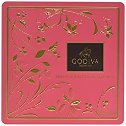 Godiva Chocolate Biscuit Assortment, 46-piece