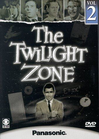The Twilight Zone: Vol. 2 by Rod Serling (Twilight Dvd Filme)