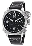 Oris BC4 Flight Timer Mens Watch 690-7615-4164LS