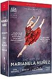 The Art Of Marianela Nunez [Marianela Nunez; Carlos Acosta; Vadim Muntagirov; Thiago Soares; The Royal Ballet; Royal Opera House] [Opus Arte: OA1267BD] [4 DVDs]