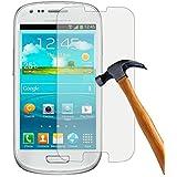 2x Samsung Galaxy S3 / S3 neo plt24 Ultra-Klar Glasfolie Panzerglas Schutzfolie Displayschutzglas Schutzglas Hartglas für Samsung Galaxy S3 / S3 neo (2 Stück)