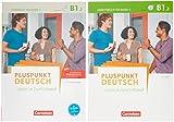 Pluspunkt Deutsch - Leben in Deutschland - Allgemeine Ausgabe: B1: Teilband 2 - Arbeitsbuch und Kursbuch: 120841-7 und 120583-6 im Paket