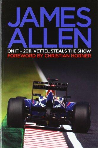 James Allen on F1 2011 por James Allen