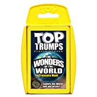 Top Trumps Wonders of the World Top Trumps Card Game