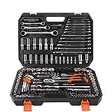 Ratschenschlüssel Steckschlüssel-Einsatz, Kombiwerkzeug, für Auto-Reparatur und Haushalt