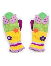 Kidorable Sortie tricoté gants/moufles pour enfant
