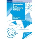 Conversation: From Description to Pedagogy (Cambridge Language Teaching Library)