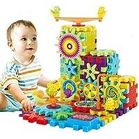 Tejisha Mart Educational and Learning 3D Miracle Bricks Magical Blocks Play Stacking Set and Brain Development 101…