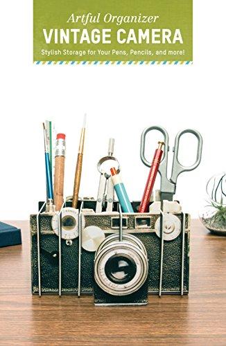 Vintage Camera: Artful Organizer