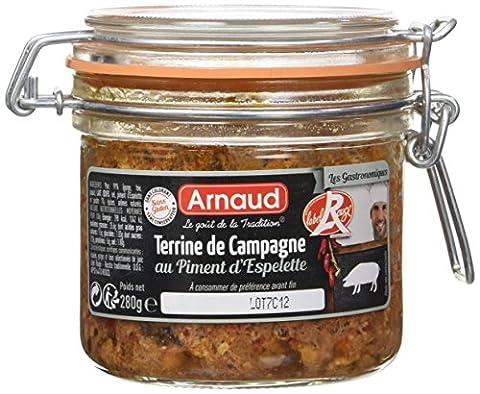 Label Rouge - ARNAUD Terrine de Campagne Label Rouge au
