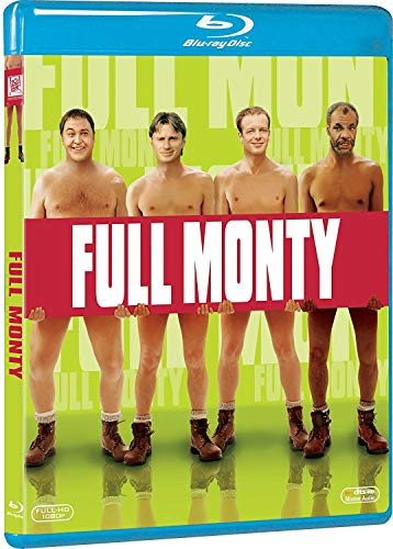 The Full Monty - Limited Edition Steelbook [Blu-ray]