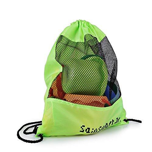 SainSmart Jr. Sandspielzeug Sandspielset Meerestiere Sandförmchen 8 er Set, Sandkästen mit Strandtasche für Outdoor
