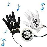 fuqun générique électronique main gants Piano Clavier Musical Instrument Jeu d'exercice pour ado et adulte, Amazing cadeau