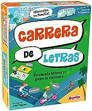 Carrera de letras (Lúdilo) – Juego de Mesa Educativo para niños, juega con las palabras y fomenta la adquisici