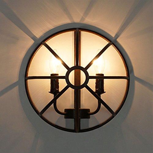 lampe-murale-ronde-doubles-tetes-sans-ampoules-loft-lampes-murales-rondes-industrielles-lampes-mural