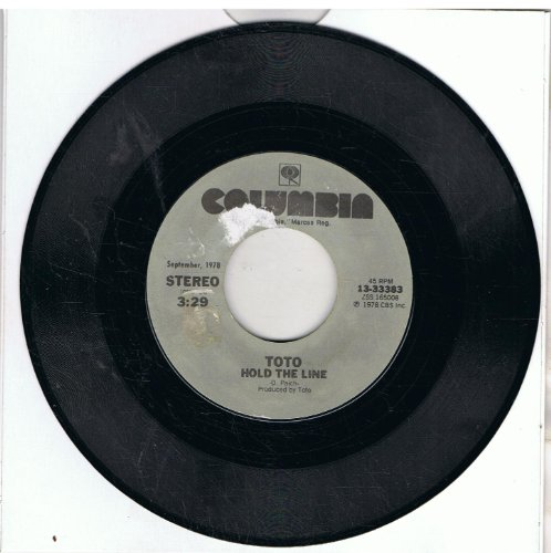hold the line / i'll supply the love 45 rpm single - Supply Line