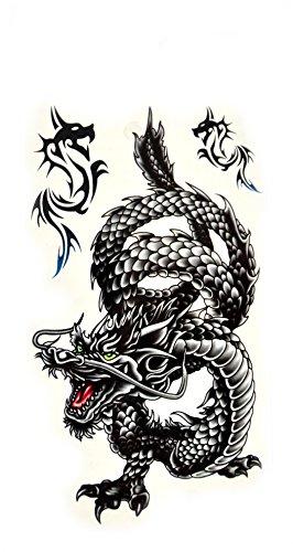 10er-set-grosse-temporare-einmal-korperkunst-entfernbare-tattoo-tattoo-aufkleber-sticker-wasserdicht