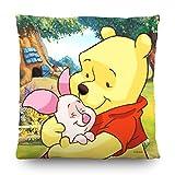 AG Design CND 3107Disney Winnie The Pooh, Cuscino, 45x 45cm–Parte 1, Poliestere, colorato, 45x 45cm
