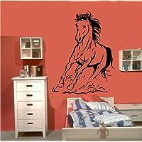 Gut Wandtattoo Wandbild #155 Pferd Pferde Tattoo Ver.