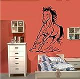 Wandtattoo Wandbild #155 Pferd Pferde Tattoo ver. Größen und Farben