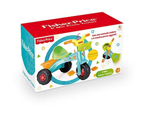 Grandi Giochi GG01813 - Fisher Price il Mio Primo Triciclo