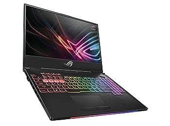 "ASUS ROG Strix Hero II Gaming Laptop, GL504 15.6"" 144Hz IPS Type Slim Display, GeForce GTX 1060 6GB, Intel Core i7 8750H Processor, 256GB PCIe SSD 1TB HDD, 16GB DDR4 256GB PCIe SSD + 1TB HDD"
