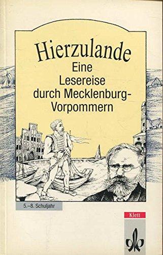 Eine Lesereise durch Mecklenburg-Vorpommern