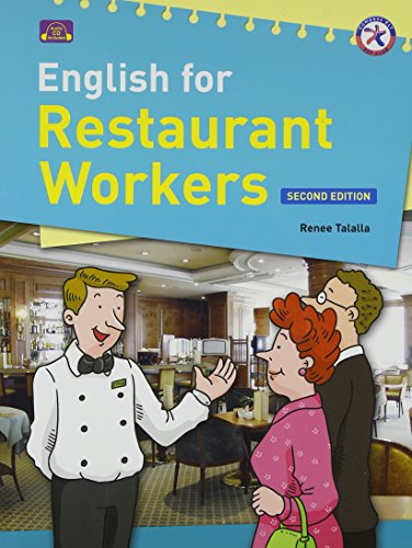 English for Restaurant Workers, Second Edition (with Audio CD and Answer Key)
