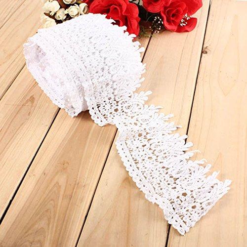 Lámpara led HuaYang decorativa de hilo de algodón, a pilas