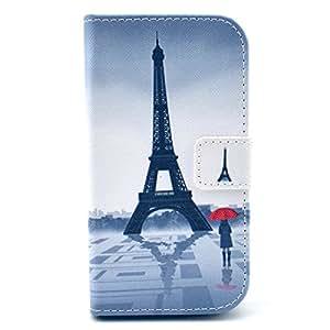 Yaobai-Etui/housse Pour Samsung Galaxy Core Plus (GT-G3500 SM-G350 G3502) Smartphone,coque de protection pochette Flip cover FOLIO Noir Stand Video pour Smartphone Samsung Galaxy Core Plus (GT-G3500 SM-G350 G3502)