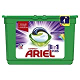 Ariel 3in1 Pods Colorwaschmittel (mit Febreze) 3er Pack (3 x 18 Waschladungen)