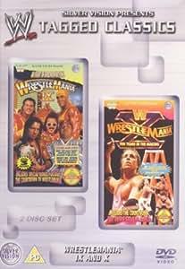 WWE - Wrestlemania IX & X [2 DVDs]