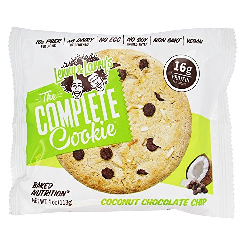 Lenny & Larry's The Complete Cookie, COCONUT-Chocolate-Chip,