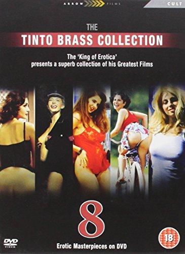 Tinto Brass Collection (All Ladies Do It / Paprika / Miranda / Frivolous Lola / Cheeky / the Key / Black Angel / Private) / Pap by Renzo Rinaldi