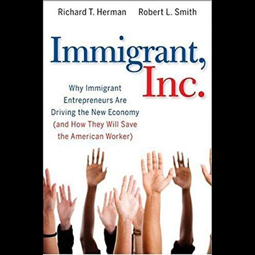 Immigrant, Inc.  Audiolibri