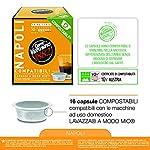 Ferrero Espresso Pocket Classico, Praline di Cioccolato e Caffè 100% Arabica, Confezione da 32 Praline - 400 gr