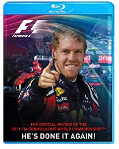 The Official Review Of The 2011 Fia Formula One World Championship [BLU-RAY]
