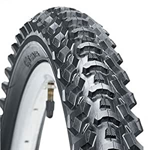 Raleigh T1287 Eiger Cycle Tyre - Black, 66.04x4.953cm