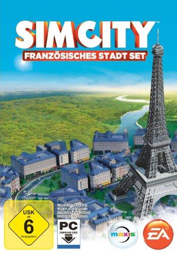 SimCity Franzsisches StadtSet Addon