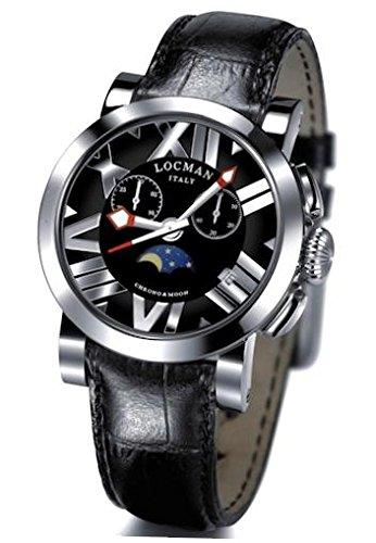 Locman 029400BKNNKCPSK Reloj de pulsera para hombre