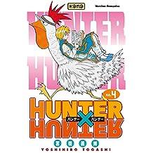 Hunter X Hunter - Tome 4