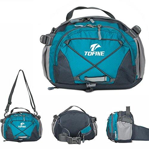 YYY-All'aperto alpinismo Borse uomo e donna alpinismo borse piccole sport zaino , red Dark Green